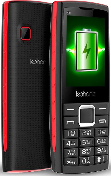 Купить Мобильный телефон Lephone K10 Gray