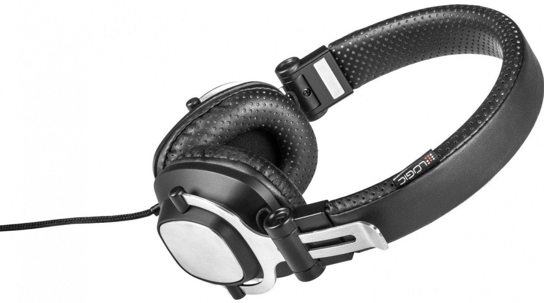 Купить Наушники и гарнитуры, Наушники Logic Concept MH-6 (S-LC-MH-6-BLACK) Black
