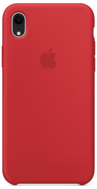 Купить Накладка TPU Original Apple iPhone XR Red, Other