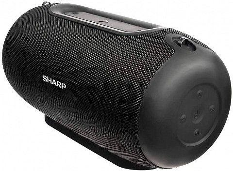 Купить Портативная акустика, Акустика SHARP GX-BT480 Black