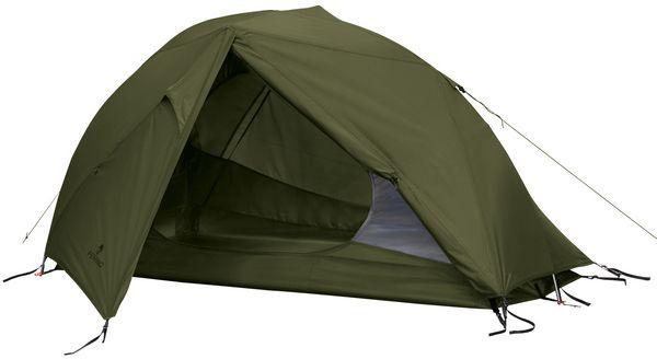 Купить Палатки и аксессуары, Палатка Ferrino Nemesi 1 (8000) (923825) Olive Green