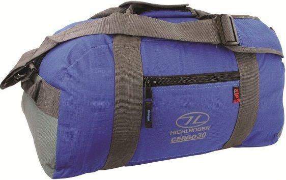 Купить Дорожные сумки и чемоданы, Сумка дорожная Highlander Cargo 30 (925495) Blue