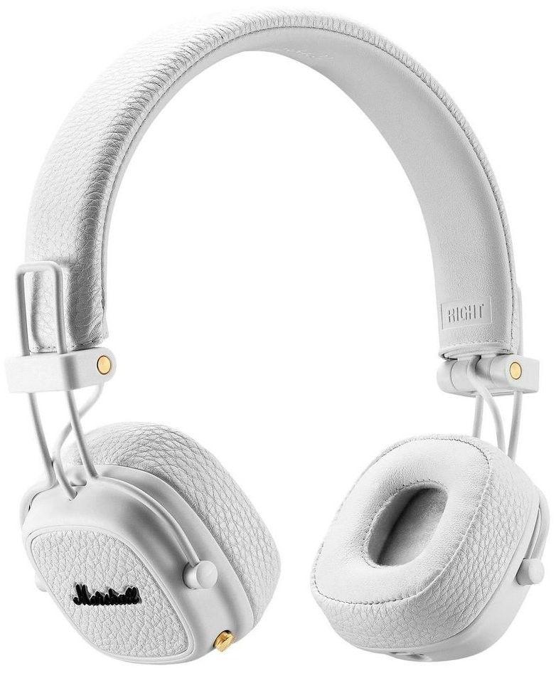 Купить Наушники и гарнитуры, Наушники Marshall Major III Bluetooth (4092188) White