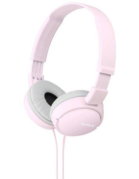Купить Наушники и гарнитуры, Наушники Sony MDR-ZX110PI Pink