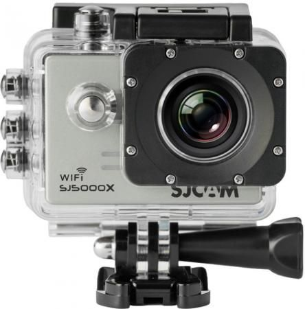 Купить Экшн-камера SJCAM SJ5000X Elite Silver
