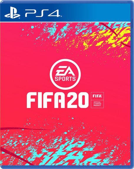 Игры, Диск FIFA 2020 (PS4), Electronic Arts  - купить со скидкой