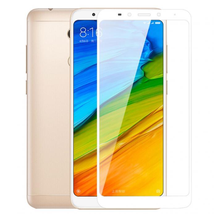 Купить Защитное стекло Mocolo Full Cover Xiaomi Redmi 5 White