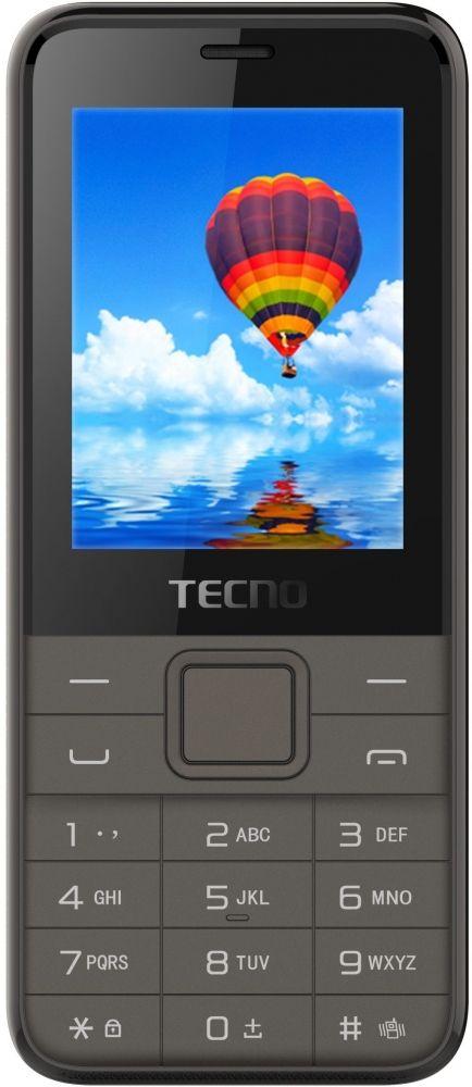 Купить Мобильный телефон Tecno T371 Gray