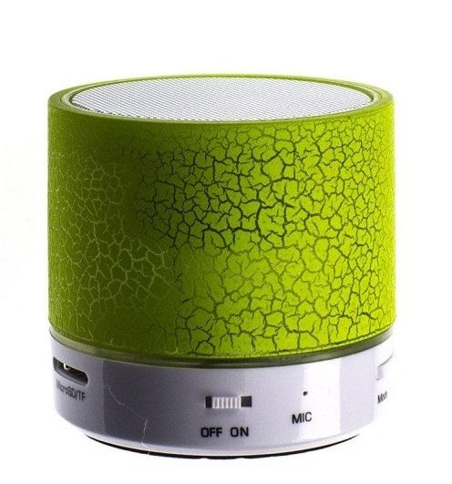 Купить Портативная акустика, Портативная Bluetooth акустика H08 Green, Other
