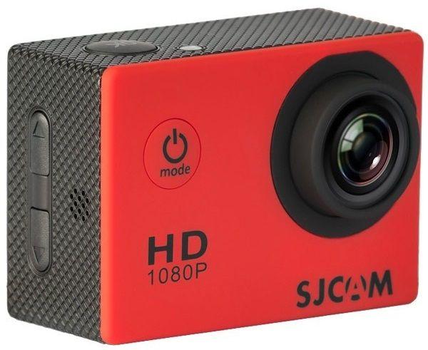 Купить Экшн-камера SJCAM SJ4000 Wi-Fi Red