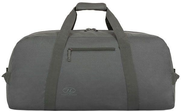 Купить Дорожные сумки и чемоданы, Сумка дорожная Highlander Cargo II 100 75х36х38 см (927537) Grey