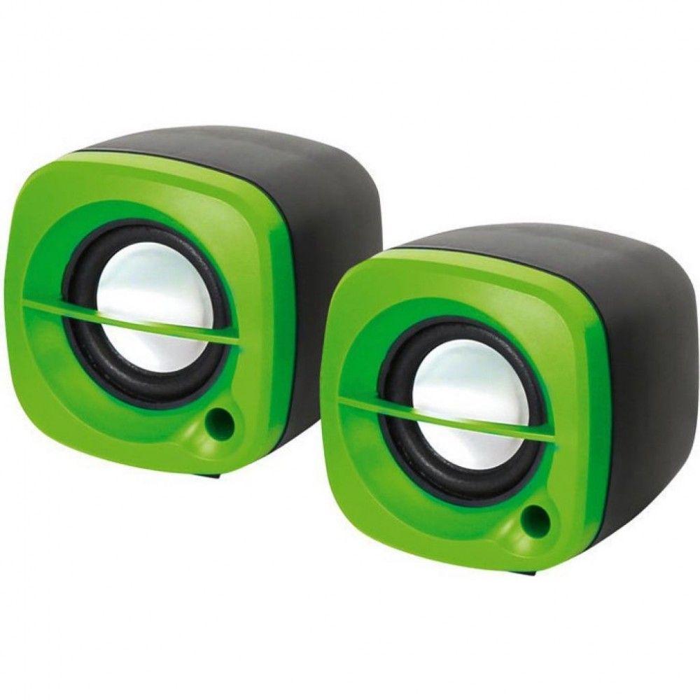 Акустическая система Omega OG-15 Green (OG15G)  - купить со скидкой