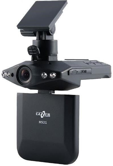 Купить Видеорегистратор Gazer H521