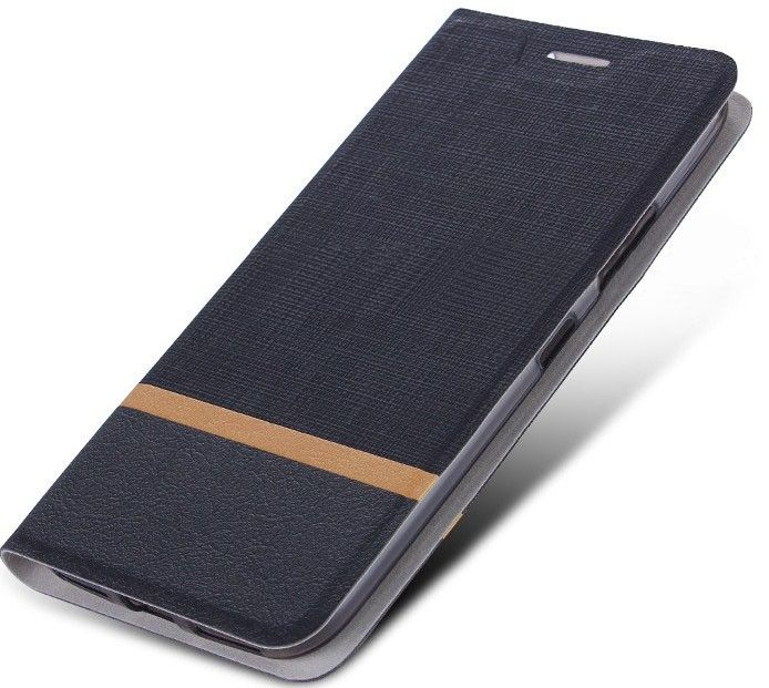 Чехол Book Cover Leather Honor 9 Canvas Black