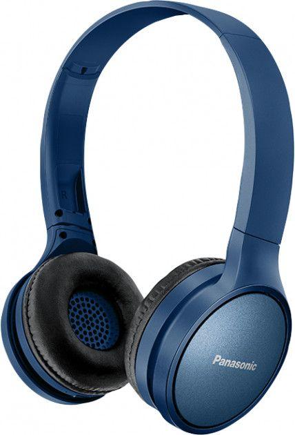 Купить Наушники и гарнитуры, Наушники Panasonic RP-HF410BGC Bluetooth (RP-HF410BGCA) Blue