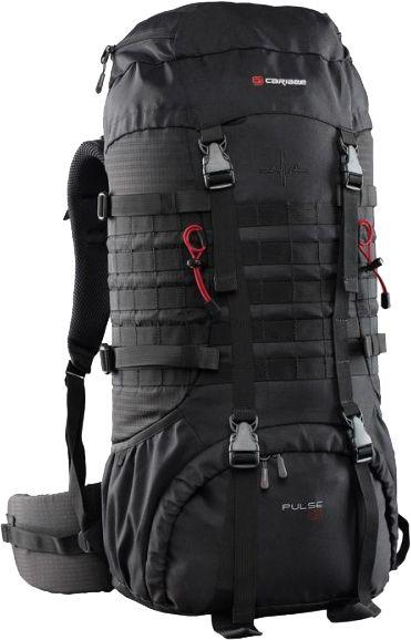 Купить Спортивные сумки, Рюкзак Caribee Pulse 65 (920599) Black