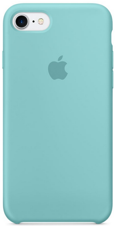 Купить Накладка TPU Original iPhone 7/8 Sea Blue, Other