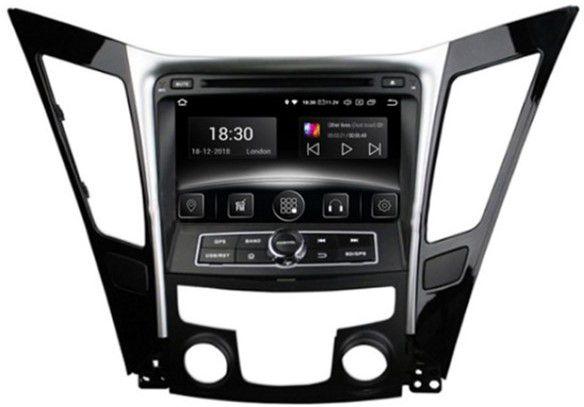 Автомагнитола штатная Gazer CM5008-YF для Hyundai Sonata (YF) 2010-2015