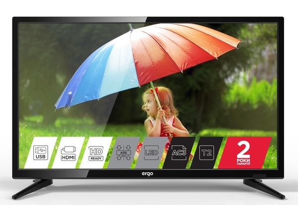 Купить Телевизоры, Телевизор Ergo LE24CT5000AK