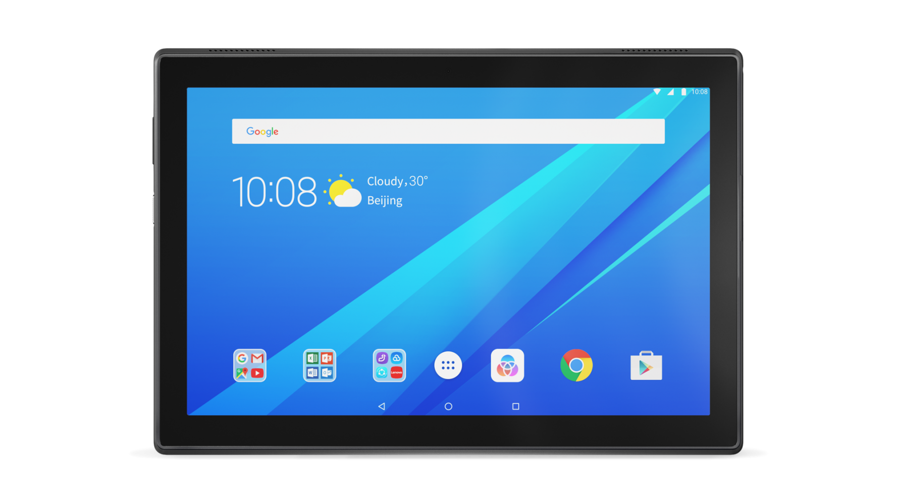 Купить Планшеты, Планшет Lenovo Tab 4 10 LTE 16GB (ZA2K0054UA) Slate Black