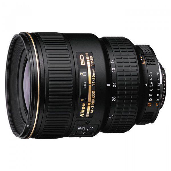 Купить Объектив Nikon AF-S Nikkor 17-35mm f/2.8D ED-IF (JAA770DA)