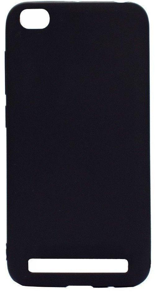 Купить Накладка силиконовая для Xiaomi Redmi 5a Black, Other