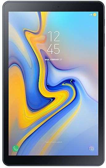 Купить Планшеты, Планшет Samsung Galaxy Tab A 2018 10.5 (SM-T595NZKASEK) Black