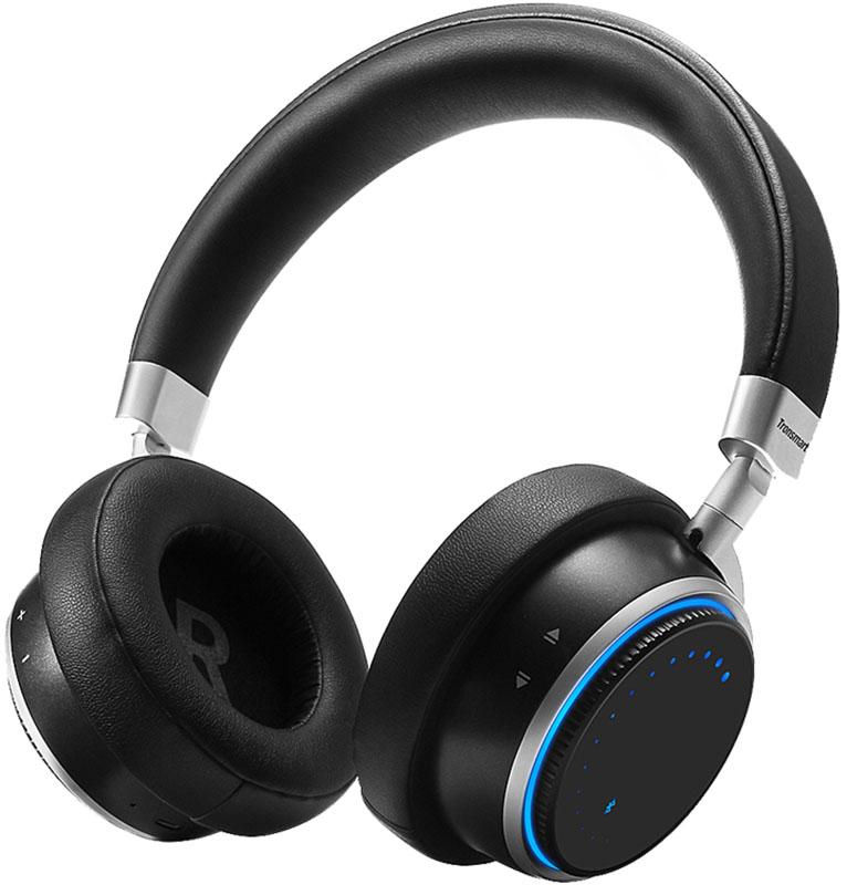 Наушники и гарнитуры, Bluetooth наушники Tronsmart Arc Bluetooth Headphones Black  - купить со скидкой
