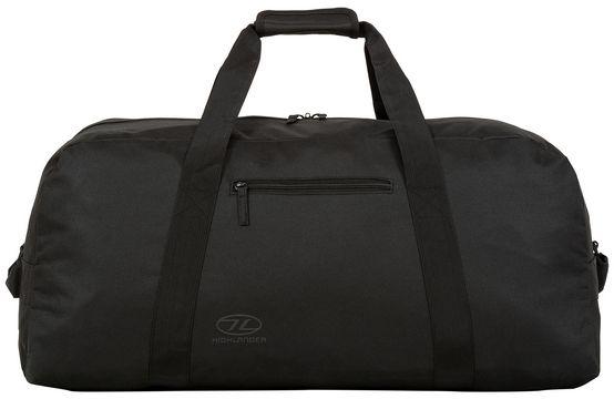 Купить Дорожные сумки и чемоданы, Сумка дорожная Highlander Cargo II 100 76 x 4 x 37 см 100 л (926953) Black