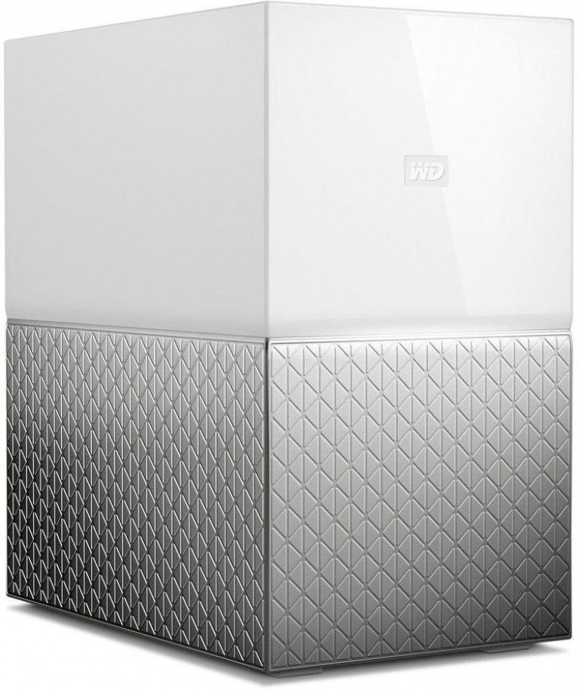 Купить Сетевой накопитель Western Digital My Cloud Home Duo 8TB USB 3.0 (WDBMUT0080JWT-EESN)
