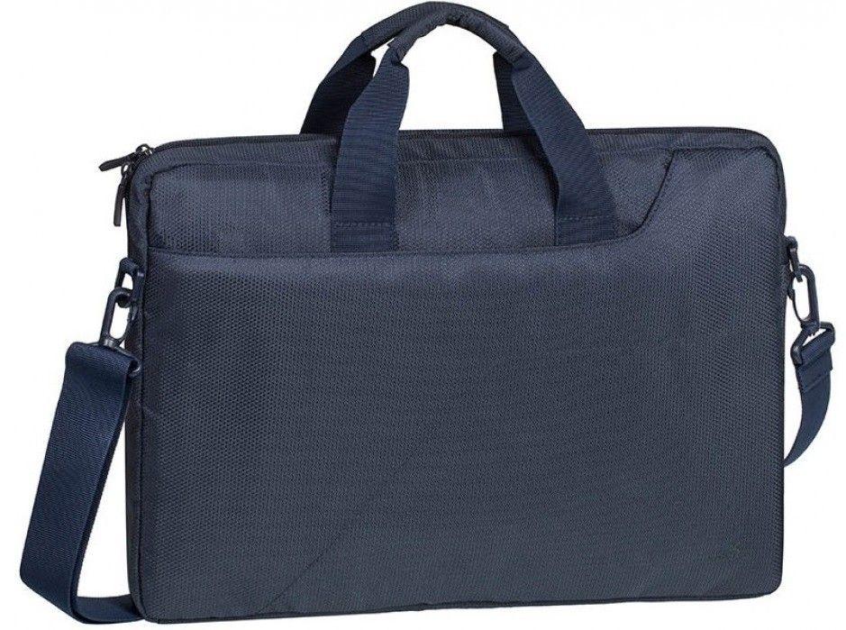 Купить Сумки / чехлы для ноутбуков, Сумка для ноутбука RivaCase 15.6 Komodo (8035) Dark Blue