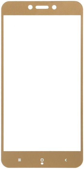 Купить Защитное стекло Mocolo Full Cover Xiaomi Redmi 4x Gold