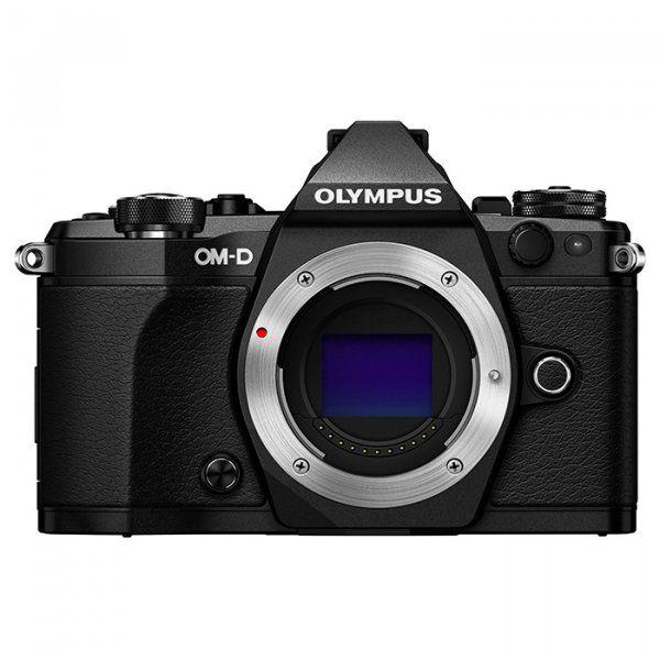 Купить Фотоаппарат Olympus E-M5 Mark II Body Black (V207040BE000)