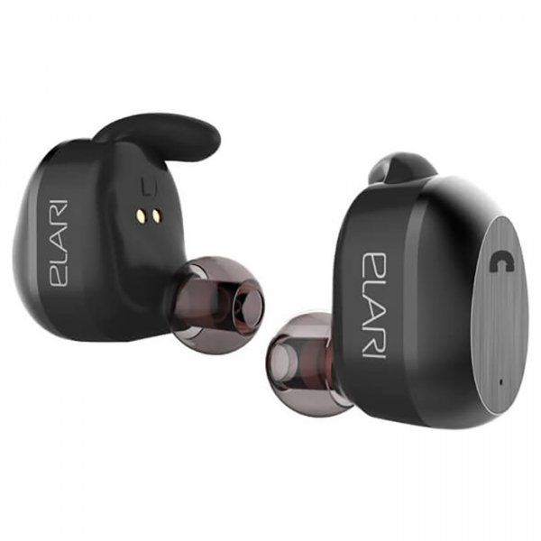 Купить Наушники и гарнитуры, Наушники Elari NanoPods Bluetooth Black (NPS-1)