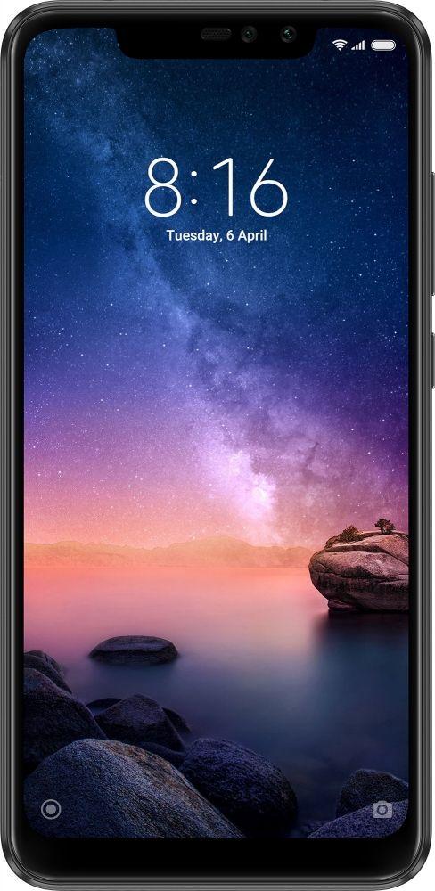 Смартфон Xiaomi Redmi Note 6 Pro 3/32GB Black от Територія твоєї техніки