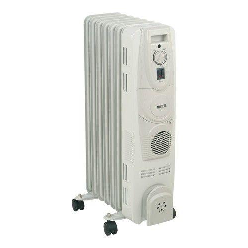 Купить Масляный радиатор Mystery MH-7004F