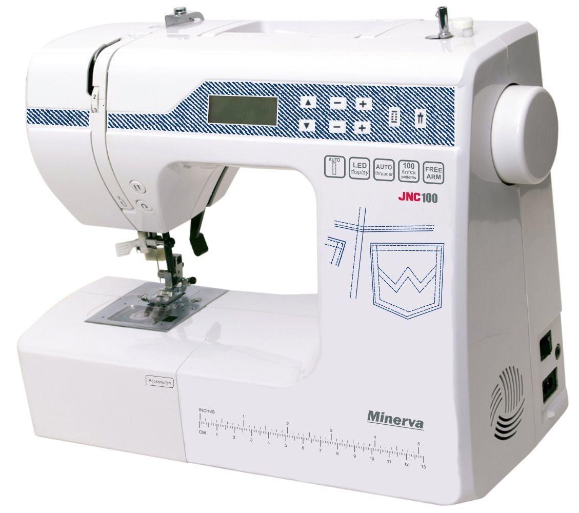 Купить Швейные машинки, Швейная машина Minerva JNC 100