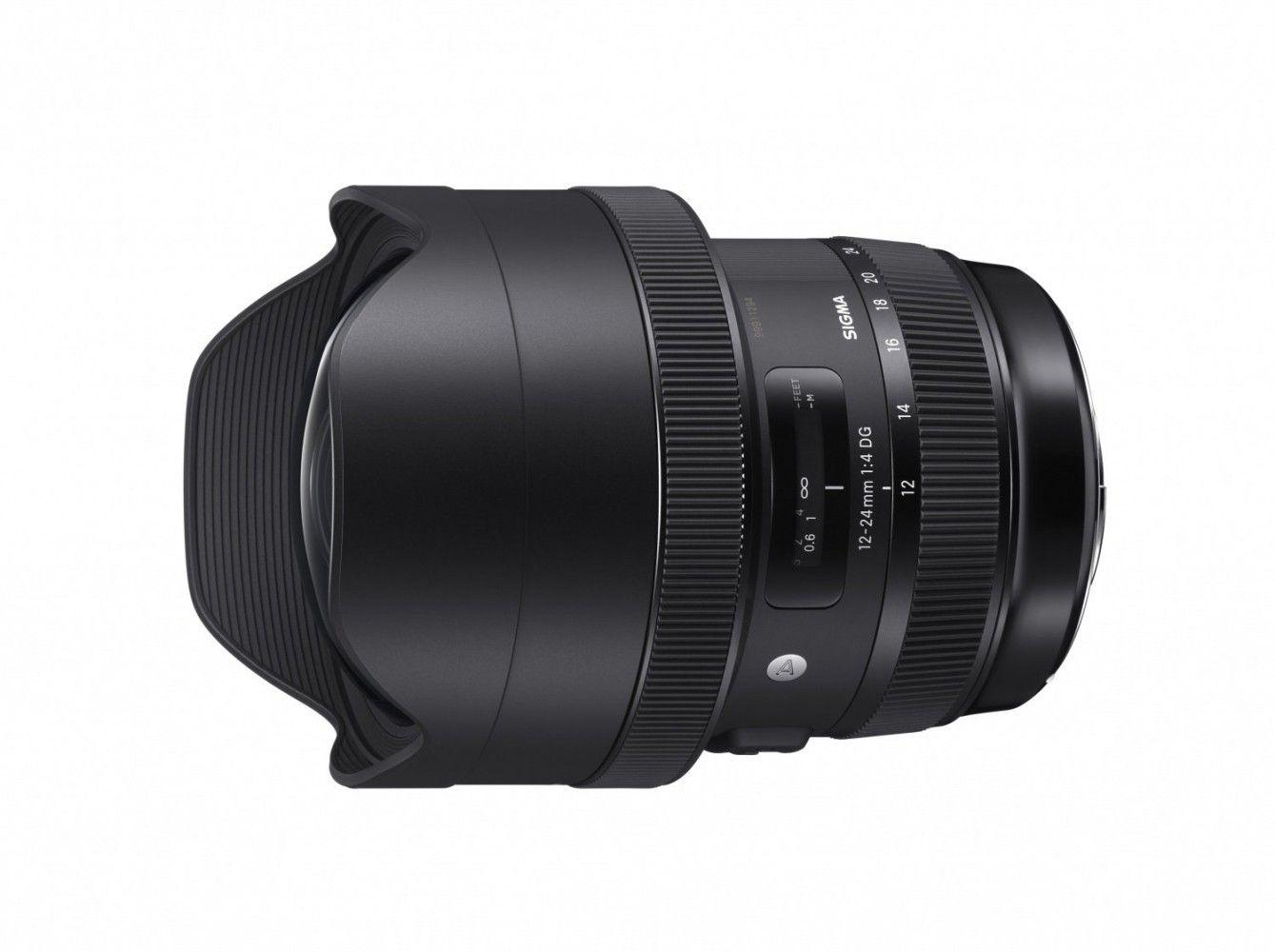 Купить Объектив Sigma AF 12-24mm f/4 DG HSM Art Canon (205954)