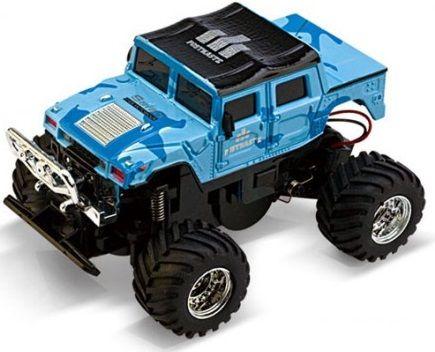 Джип мікро на р/к Great Wall Toys GWT 2207 1:58 40 МГц Blue