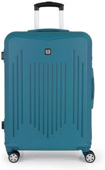 Купить Дорожные сумки и чемоданы, Чемодан на колесах Gabol Clever (M) 61 л (927004) Turquoise