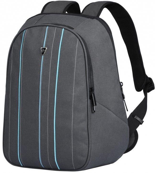 Купить Рюкзак для ноутбука 2E 16 (2E-BPN65007DG) Dark Grey