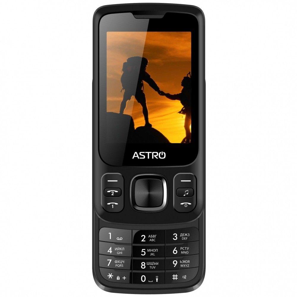 Купить Мобильный телефон Astro A225 Black