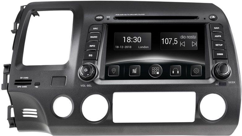 Купить Автомагнитолы, Автомагнитола штатная Gazer CM5007-FA для Honda Civic (FA) 2006-2011
