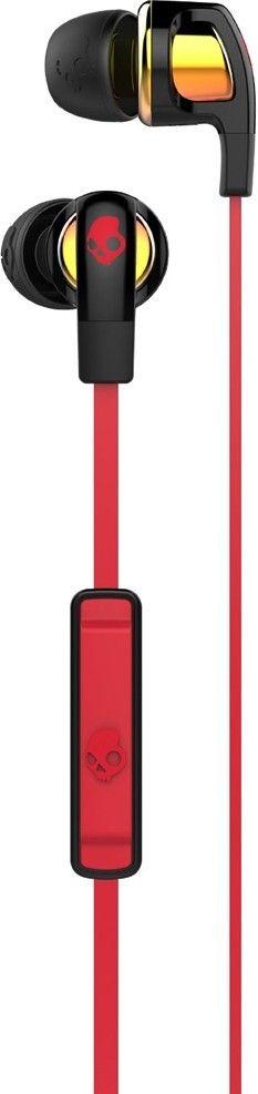 Купить Наушники Skullcandy Smokin Bud 2 W/Mic 1 (S2PGGY-392) Black/Red