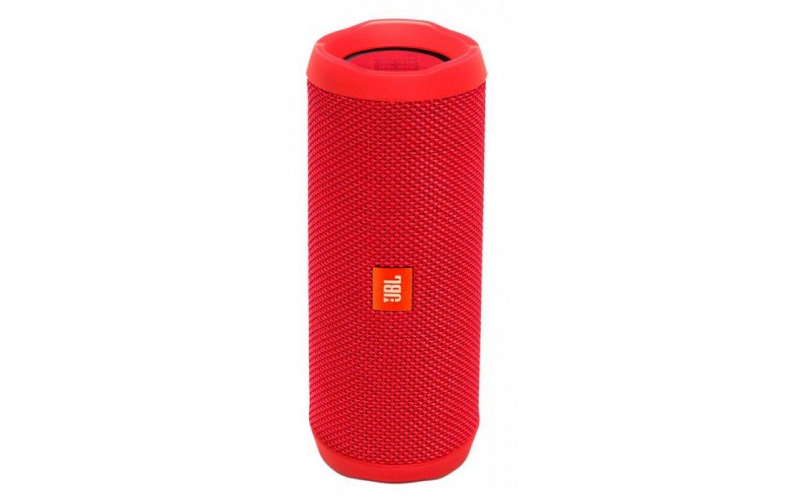 Купить Портативная акустика JBL Flip 4 Red (JBLFLIP4RED)