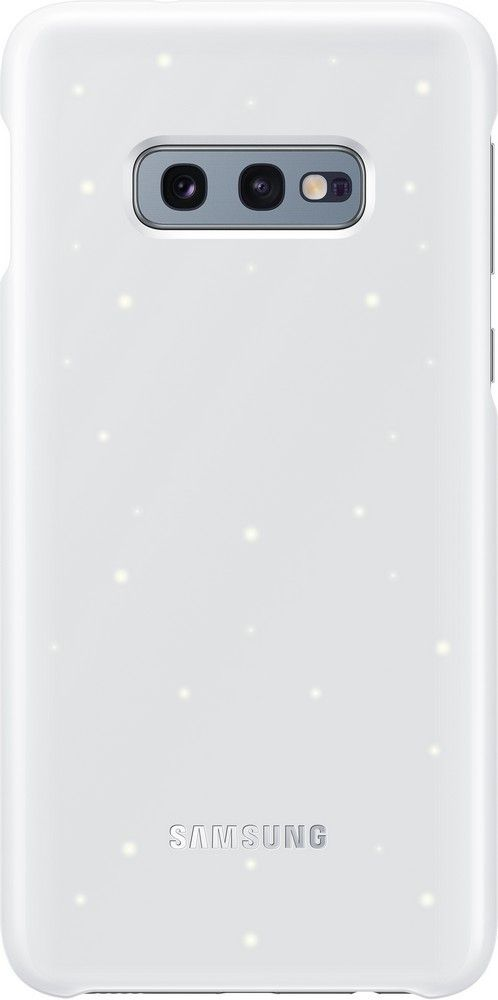 Панель Samsung LED Cover для Samsung Galaxy S10e (EF-KG970CWEGRU) White от Територія твоєї техніки