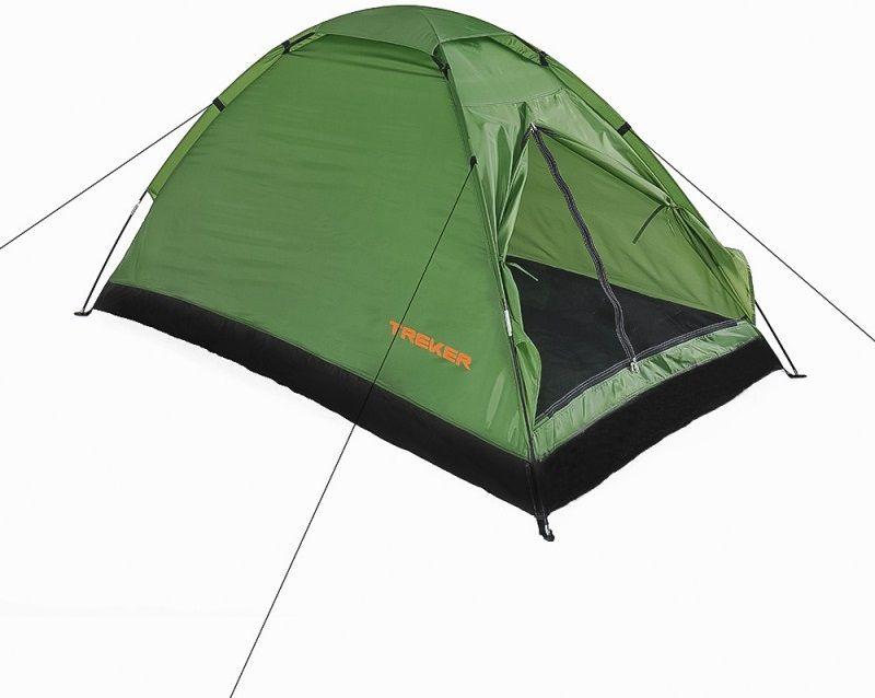 Купить Палатки и аксессуары, Палатка Treker MAT-100 Green