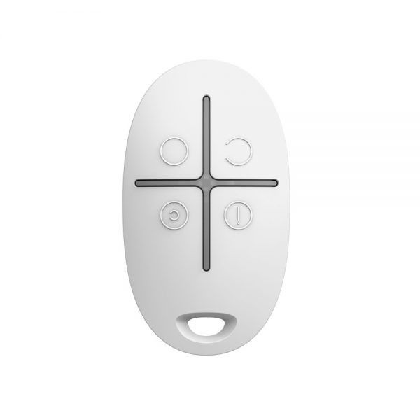 Купить Брелок Ajax SpaceControl White (000001157)