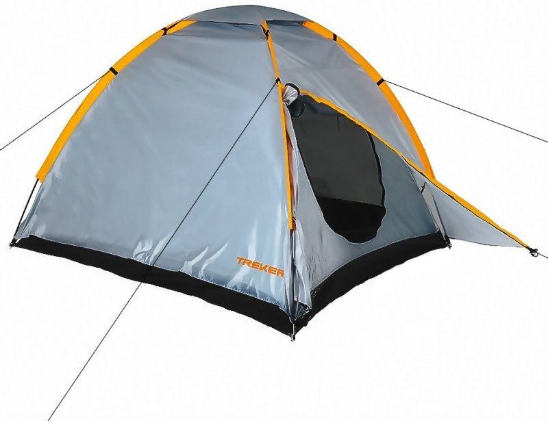 Купить Палатки и аксессуары, Палатка Treker MAT-115 Grey