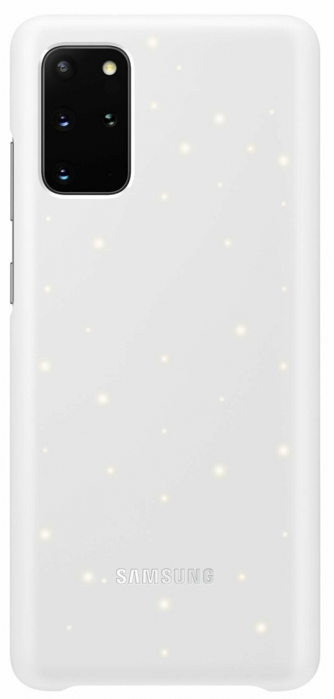 Панель Samsung LED Cover для Samsung Galaxy S20 Plus (EF-KG985CWEGRU) White от Територія твоєї техніки